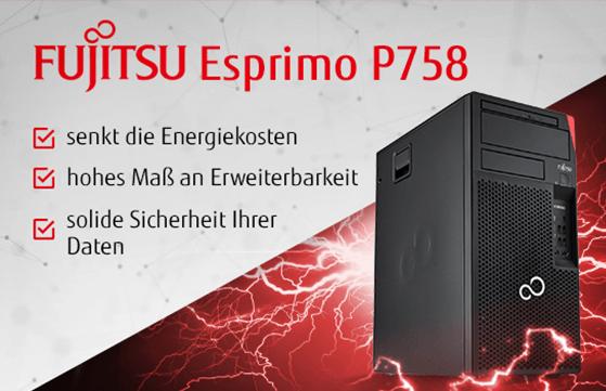 Fujitsu Esprimo P75